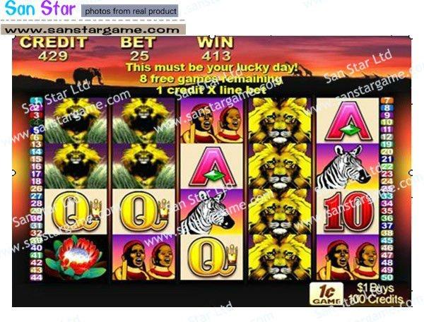Juegos de casino 50 lions
