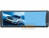 "Yotoon 2013  7"" TFT Color LCD Screen Car Rear View Mirror monitor"