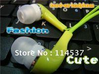 370 headset  gourd Ear headphone  MP3 headphone  the OPP independent packaging