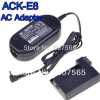 ACK-E8 7.4V 2A AC Power Adapter For Camera CANON EOS 550D 600D 650D 700D Rebel T2i T3i T4i Kiss X4 X5 X6i Adaptador