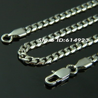 45cm 50cm 55cm 60cm 316L Stainless Steel Silver Twisted Singapore Chain Necklace For Man Women Fashion Jewelry  AU2205