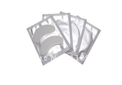 150pairs Lint free Eye gel pad/patches for eyelash extension application tool(China (Mainland))