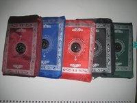 100pcs /lots  high quality new  waterproof  muslim  travel  pocket prayer mat with compass