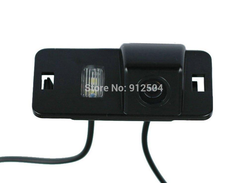Car Reverse Rear View License Plate Light Parking Back Up Camera for BMW E39,E53,E82,E88,E90N,E60N,E61N,X3,X5,X6,M3 E46(China (Mainland))