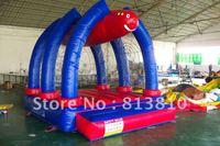 spideman inflatable bouncer