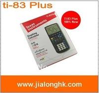 Free Shipping -- Texas Instruments TI-83 Plus Graphing Calculator ( ti83 / graph calculator / ti 83 -  100% New and original