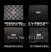 Car Black Slip-resistant Pad, Auto Silica Gel Non-slip Mat, Anti-slip Interior Accessories Ship Randomly Wholesale 2pcs/ Lot
