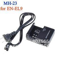 MH-23 Battery Charger for Nikon EN-EL9 D5000 D3000 D60 D40 D40x D5000 DSLR-D40
