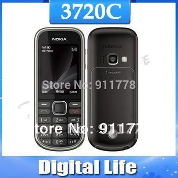 3720c Original Nokia  3720 classic 2MP Camrea Unlocked Mobile Phone