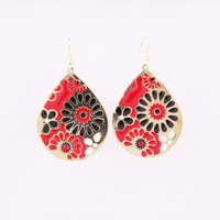 European and American fashion jewelry fashion retro earring ornaments