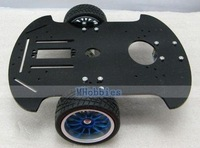 wholesale HC-3 2WD Educational Robot car chassis mobile platform free shipping
