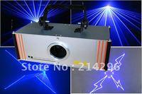 300MW  Single Blue Animation Club   Laser Light with Auto/Music/Dmx512/ILDA/Master-slave control mode