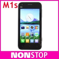"original!!: 4.0"" XIAOMI M1S multi-language Android 4.0 Smartphone Capacitive 8MP 2MP Unlocked 3G Mobile phone"