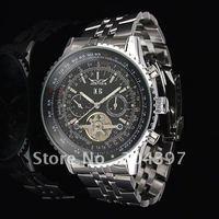 Sell well Sport JARAGAR Stainless steel Men's Watches New Men Watch mechanical dive luxury