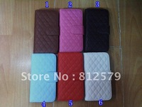 Wholesale,  High Quality Flip Leather Case Cover for Iphone 5 5g 5th+Free Shipping