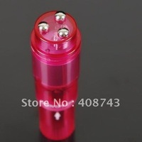 100pcs/lot 4 replaceable head mini adult sex toy for women Rocket pocket vibrator