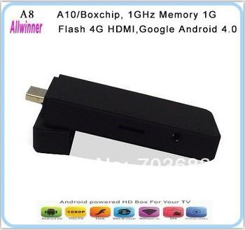 Google Allwinner A10 1G DDR3 wifi media player firmware