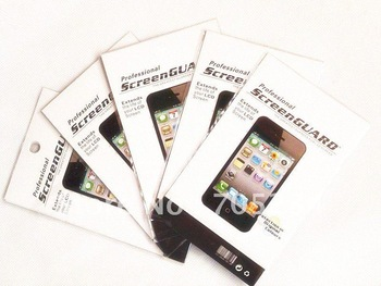 Free ship 20PCS For SAMSUNG GALAXY note N7000 i9220 glossy clear LCD Screen guard film Protector (with retailer pack)