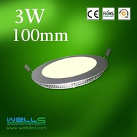 3W dimmable led round ceiling light with CE&ROHS approval