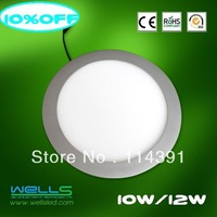 color adjustable round 10w led panel light for indoor used