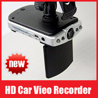 "High Quality Carcam 2.5"" LCD Car DVR Camcorder HD DVR Digital Video Recorder  (P2 ) Car Black Box Free Shipping+Retail Box"