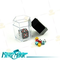 Dice Atomizer magic tricks toys-king magic wholesale-contact us for lowest wholesale price