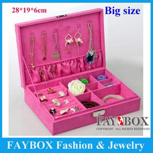 Earring organizer box diy 3d