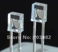 20mA orange square dip led 2x3x4mm rectangle led diode