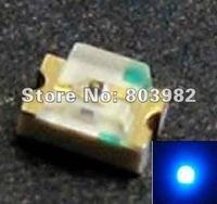 Super brightness SMD LED 0805 blue color led diode(20mA smd led)