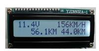 Free shipping! digital liquid crystal meter,universal odometer,universal speedometer,digital volt-meter,car accessories