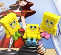 Retail Cartoon Spongebob Style Eraser