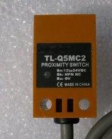 DC 3 Wire NPN NC 5mm Square Inductive Proximity Sensor Switch TL-Q5MC2