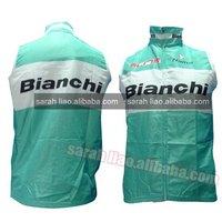2012 Bianchi sleeveless Jacket windproof, windproof cycling vest