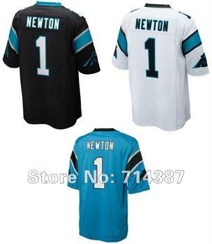 Retail,EMS Free Shipping,12/13 Carolina #1 Cam Newton American football Jerseys ,Size 40-56,(Can Mix jerseys)