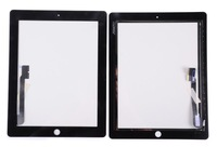 screen digitizer for ipad 3 touch New and original MOQ 100pic//lot General  for ipad 3 and for ipad 4