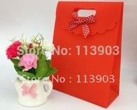 """2014 """"free shipping """"  gift pvc bag  L size"""