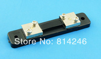 Free shipping,10pcs  DC10A/ 50A 75mV Current Shunt Resistor for AMP Meter Gauge
