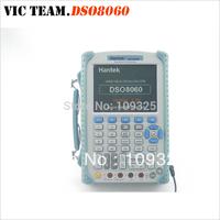 H071 Hantek DSO8060 Five-in-one Handheld Oscilloscope DMM/ Spectrum Analyzer/Frequency Counter/Arbtrary Waveform generator