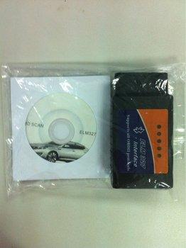 DHL freeshipping !!!ELM327 V1.5 best Bluetooth ELM 327 OBDII OBD-II OBD2 Protocols Auto Diagnostic Scanner Tool free shipping