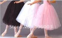 1pc retail free shipping 3layer plus size adult  tutu skirt