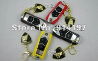 Free shipping 2013 hot sale fashion gift Newest World's LIGHTEST LAMBORGHINI SPORT Russian Mobile phone CAR KEY CELL PHONE CHARM