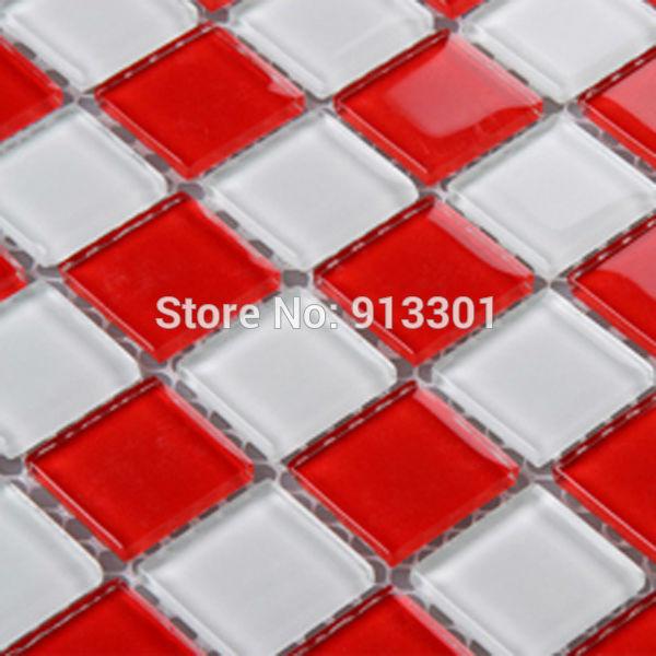 Online Kaufen Großhandel rote küche backsplash aus China rote küche ...