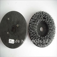diamond circle abrasive frankfurt brush