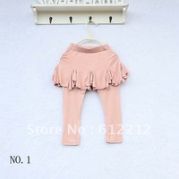 Wholesale (6 pieces/lot) The culottes lace yarn - yarn youngster skirt