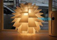 Free Shipping PP Plastic Children style Demark Louis Poulsen PH Artichoke Lamp,1 light pendant lamp