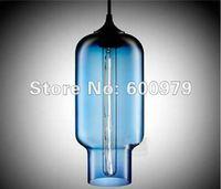 Hot selling Niche Modern glass pendant lamp  Whistle droplight  Pendant light  aslo for wholesale