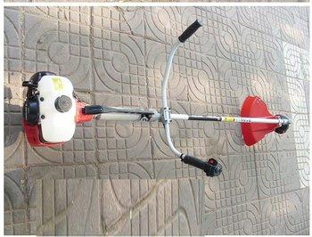 Japan Komatsu Zenoah piggy-back lawn mower gasoline grass cutter (33.6 cc, 1.7HP) free shipping