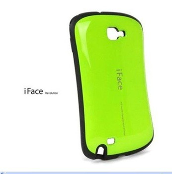 First Class iface case sports car TPU cover for samsung galaxy note SII I9220 with retail box 10pcs/lot