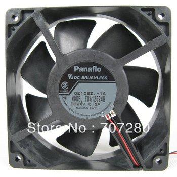 12cm  FBA12G24H 12038 24V 0.3A 120*120*38MM  inverter cooling fan