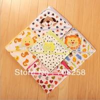 5pcs/lot, 2014 brand new Baby Terry Bathrobe Newborn Baby Hold Blanket/bathing towels infant brand bathrobe towel,110#